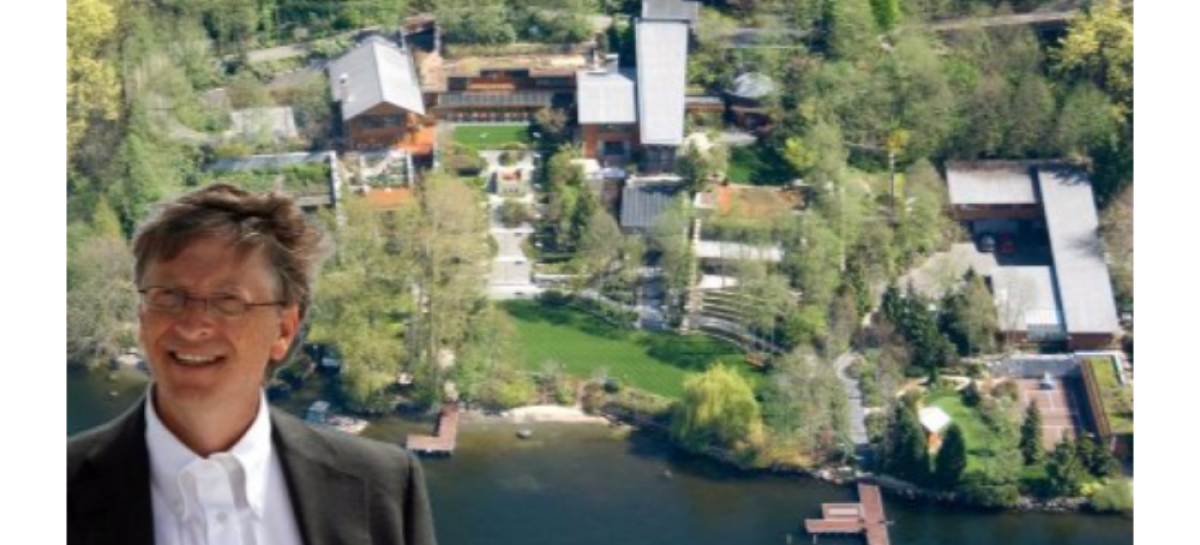 20 Facts about Bill Gates House